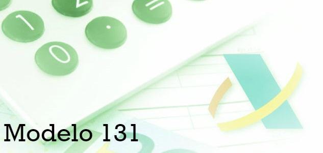 modelo 131 aeat