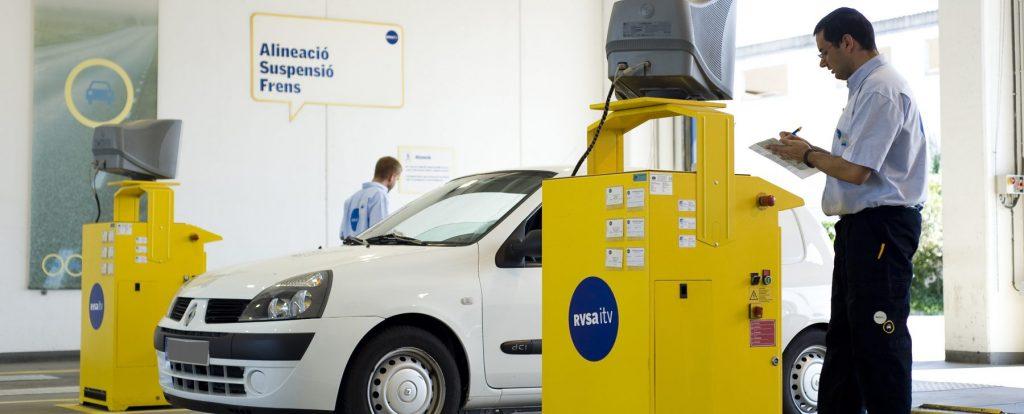 modelo 50 inspección vehículos itv españa