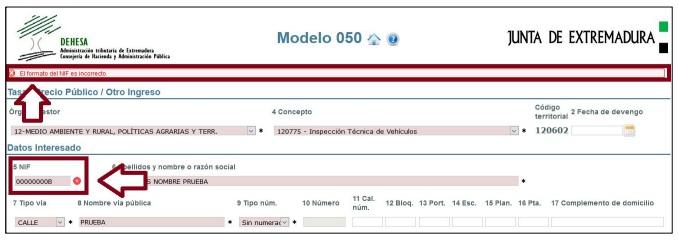 modelo 50 junta de extremadura paso 9