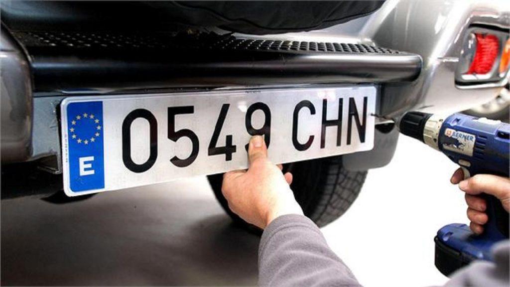 modelo 576 matriculación de vehículos