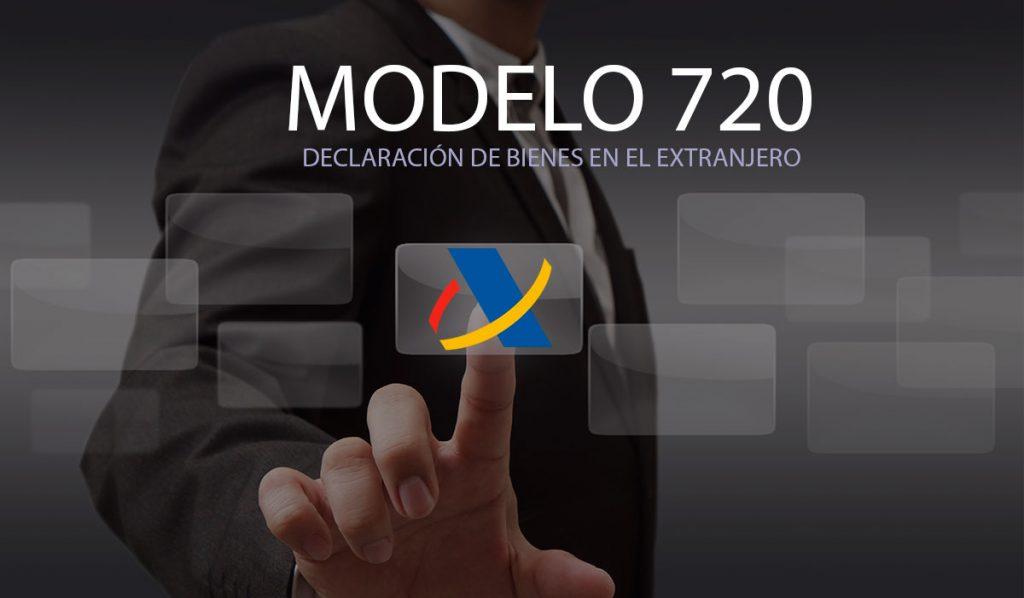 modelo 720 presentación web