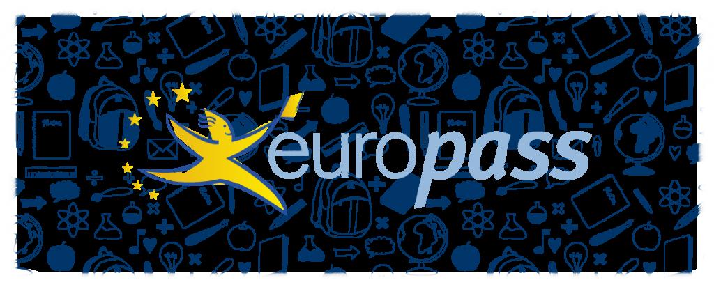 modelo currículum europass logo