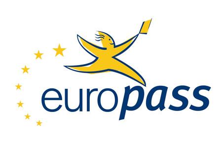 modelo currículum vitae europeo logo europass
