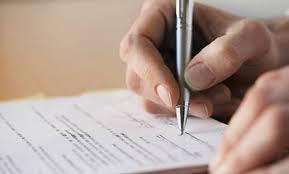 modelo declaración jurada firma