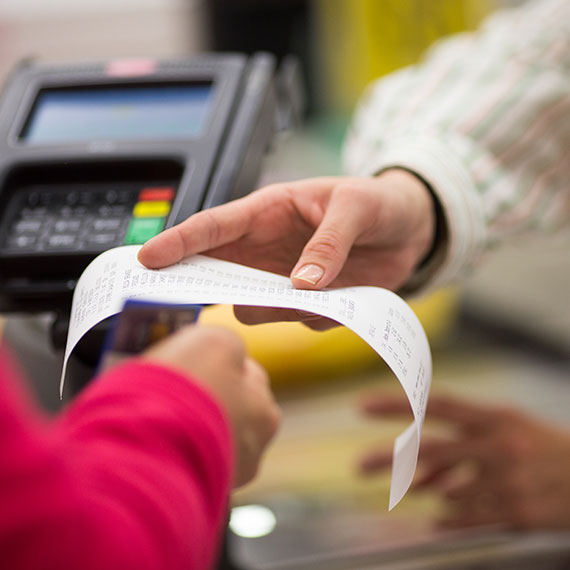 modelo factura compras