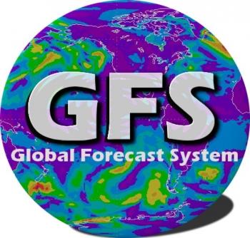 modelo gfs global forecast system