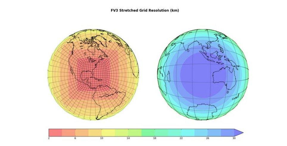 modelo gfs global