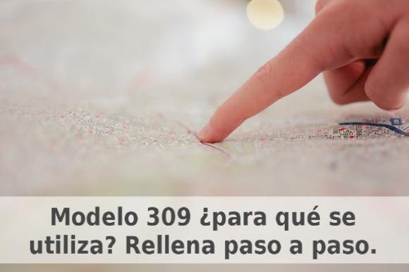 modelo 309 rellenar