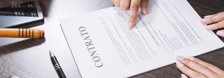 modelo contrato de arras firma