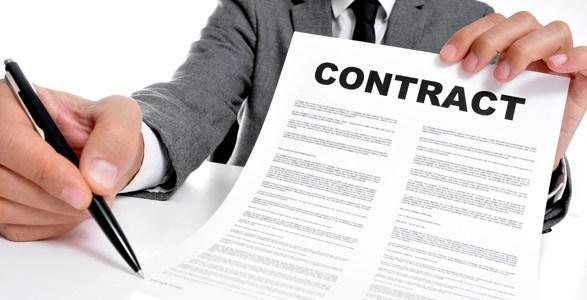 modelo contrato de arras firma contrato