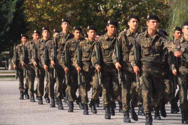 modelo de solicitud servicio militar