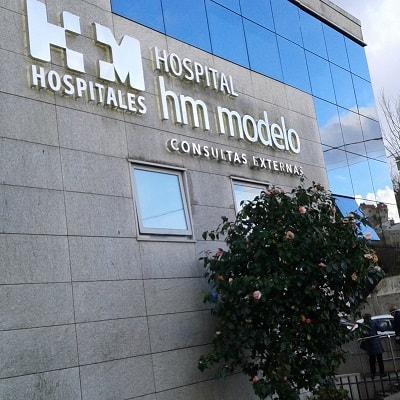 modelo hospital coruña fachada