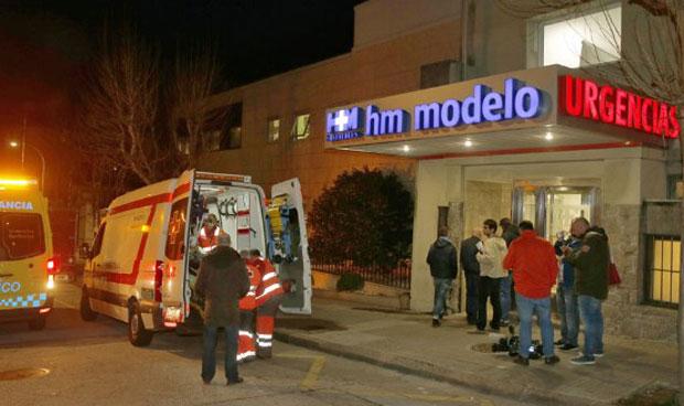 modelo hospital coruña urgencias