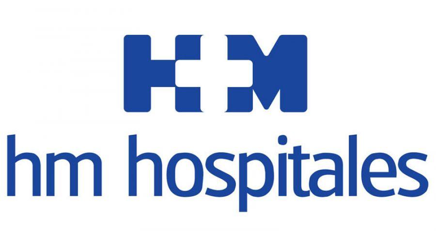 modelo hospital coruña hm hospitales logo