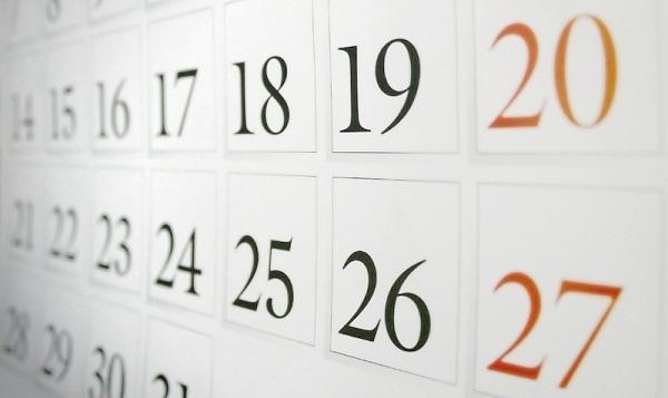modelo iva calendario