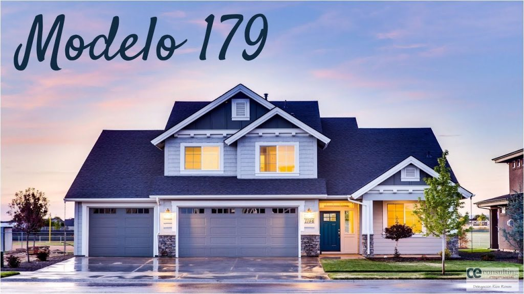 modelo 179 viviendas turísticas