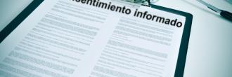 Modelo consentimiento informado
