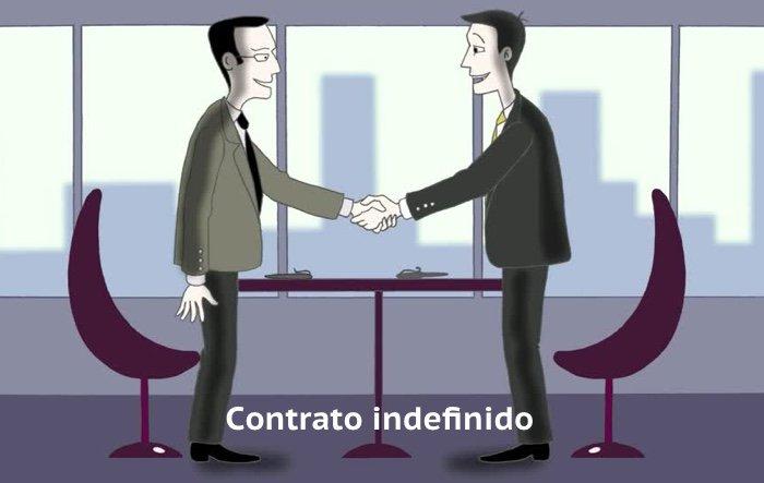 modelo contrato indefinido qué es