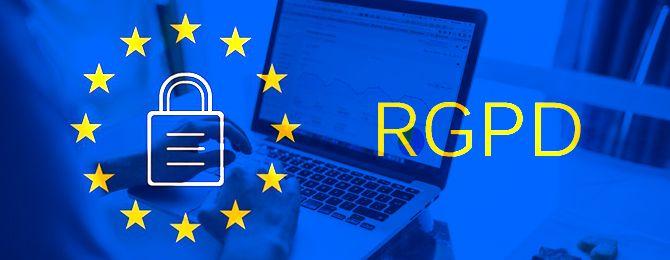 modelo documento protección de datos rgpd