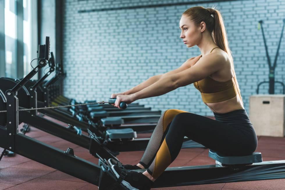 modelo plan de empresa mujer joven ejercicios