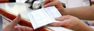 Modelo de recibo de pago
