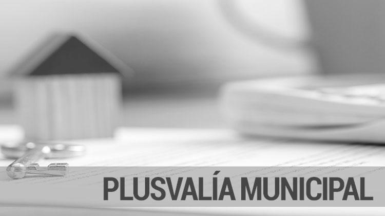 modelo reclamación plusvalía municipal casa