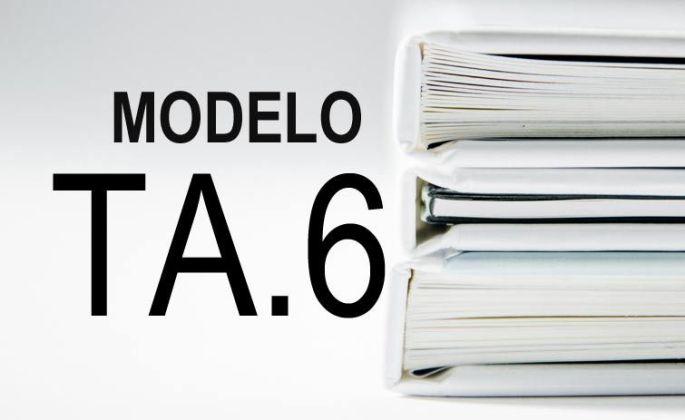 modelo ta6 documentación