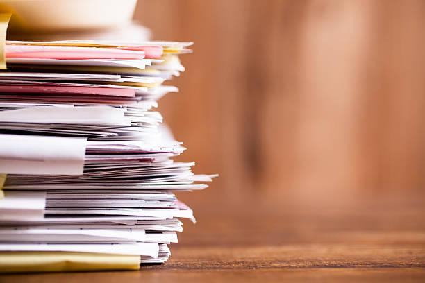 modelo 714 pila documentos