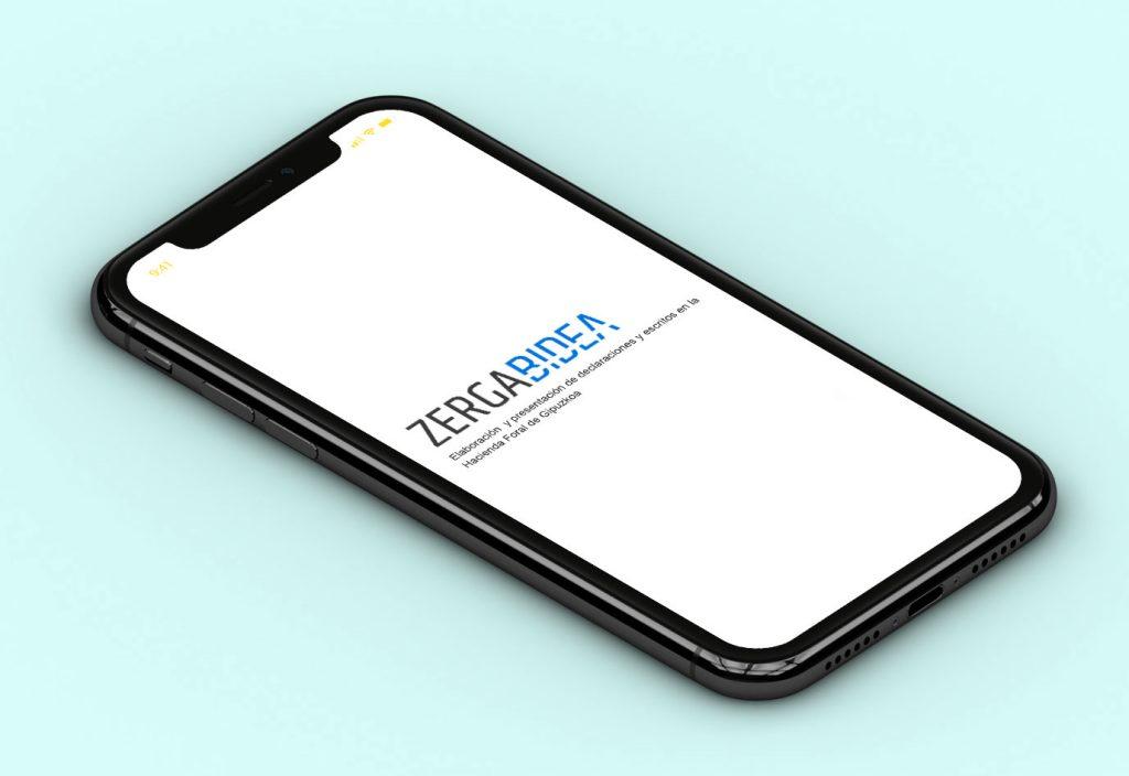 modelo 952 zergabidea teléfono móvil