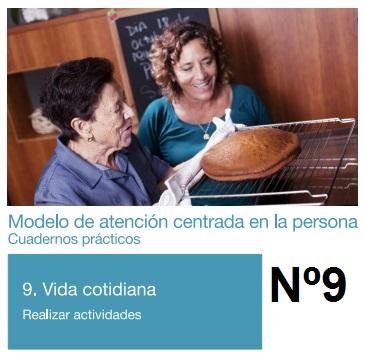 modelo de atención centrada en la persona cuadernos prácticos tomo 9