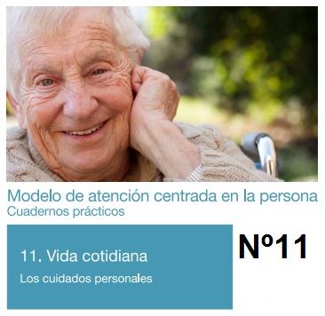 modelo de atención centrada en la persona cuadernos prácticos tomo 11