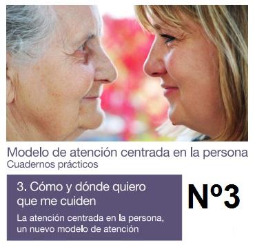 modelo de atención centrada en la persona cuadernos prácticos tomo 3