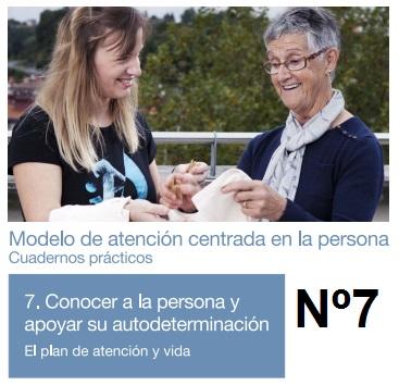 modelo de atención centrada en la persona cuadernos prácticos tomo 7