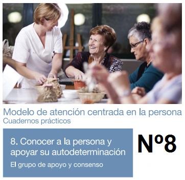 modelo de atención centrada en la persona cuadernos prácticos tomo 8