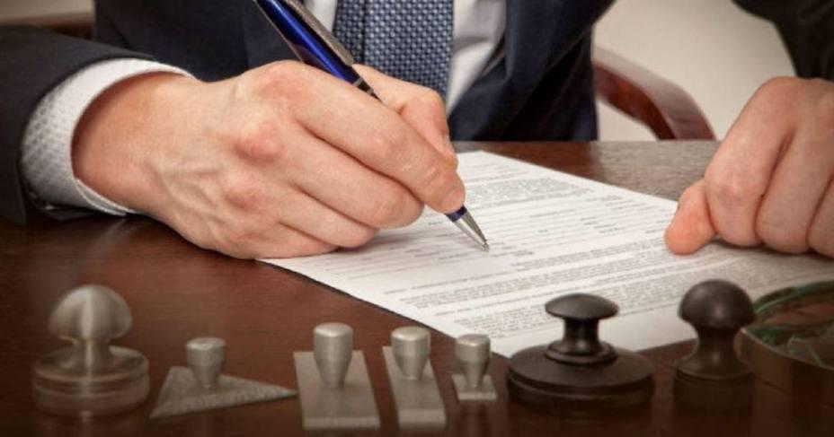 modelo ex11 firma documentos