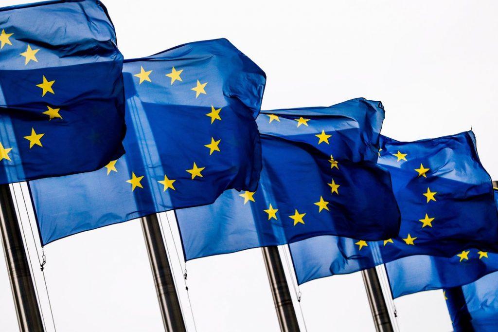 modelo ex15 unión europea banderas