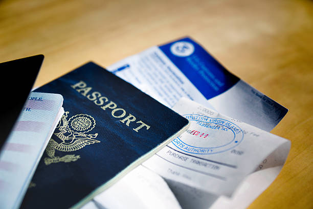 modelo ex18 pasaporte