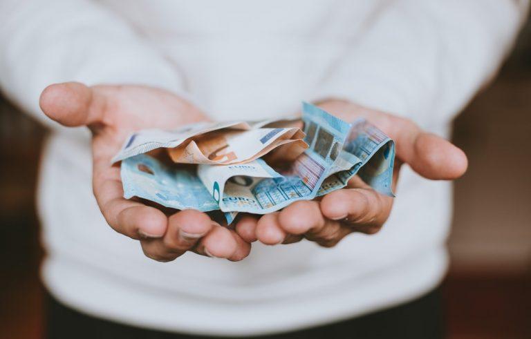 modelo préstamo entre particulares dinero ofrecido