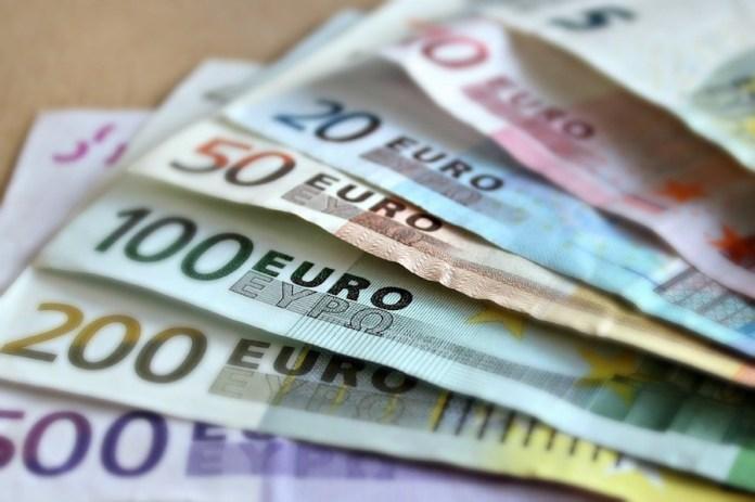 modelo préstamo entre particulares billetes euros