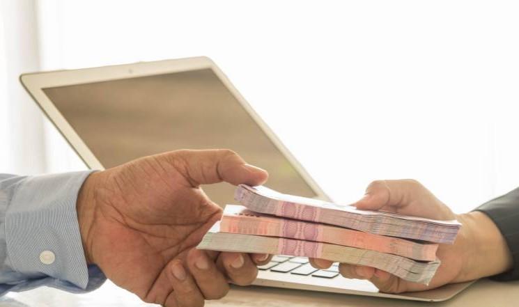 modelo préstamo entre particulares dinero en cantidad
