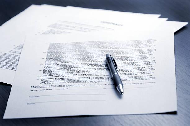 modelo rescisión contrato alquiler firma